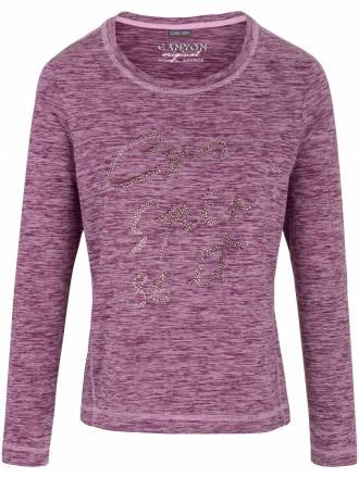 Shirt schnell trocknend und pflegeleicht Canyon mehrfarbig