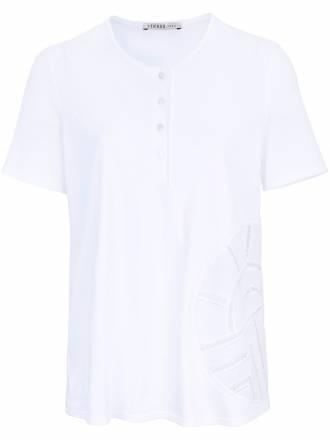 Schlafanzug aus 100% Baumwolle Féraud weiss