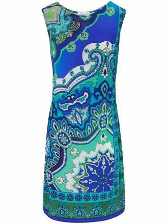 Strandkleid ohne Ärmel Fürstenberg mehrfarbig