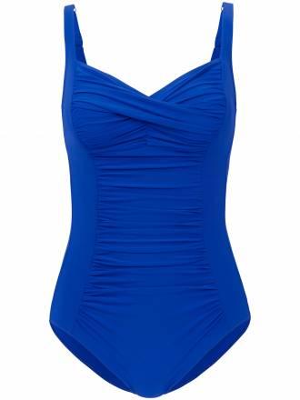 Badeanzug Softschalen Anita Comfort blau
