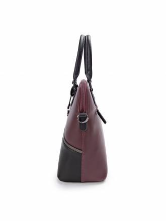 Tasche in gepflegtem Look L. Credi mehrfarbig