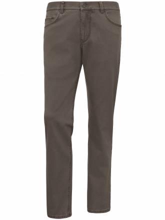 Jeans – Modell COOPER in modischer Farbe Brax Feel Good grün