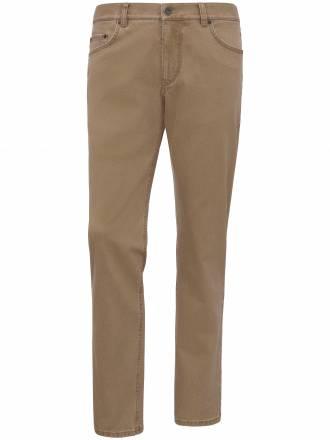 Jeans – Modell COOPER in modischer Farbe Brax Feel Good beige