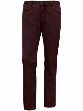 Jeans – Modell COOPER in modischer Farbe Brax Feel Good rot