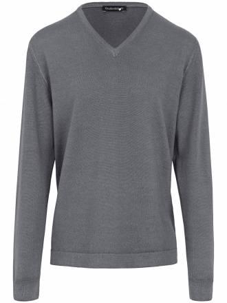 Pullover im modernen, lässigen Style Louis Sayn grau