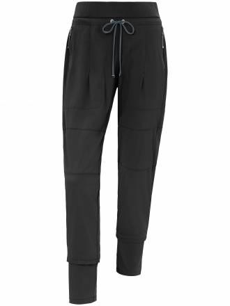 Knöchellange Jersey-Hose – Modell CANDY Raffaello Rossi schwarz