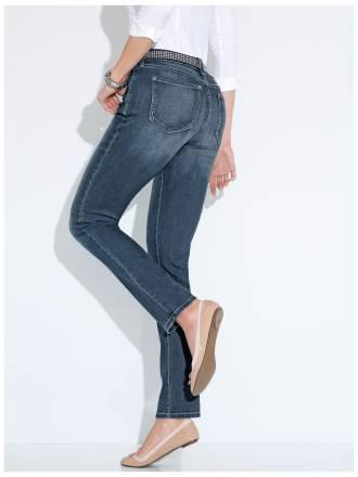 Jeans SKINNY NYDJ blau