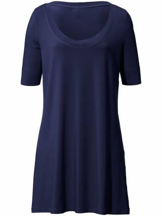 Jersey-Shirt 1/2-Arm Anna Aura blau