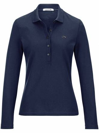 Polo-Shirt Modell PF7841 1/1 Arm Lacoste blau
