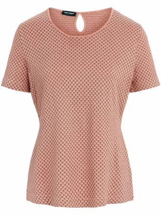 Shirt 1/2 Arm und 2-farbiger Waben-Struktur Gerry Weber mehrfarbig