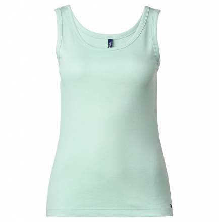 Basic Top Linda – ocean mint