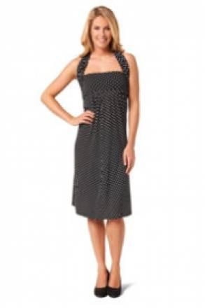 Gina Laura 2-in-1-Kleid, unterschiedliche Tragemöglichkeiten