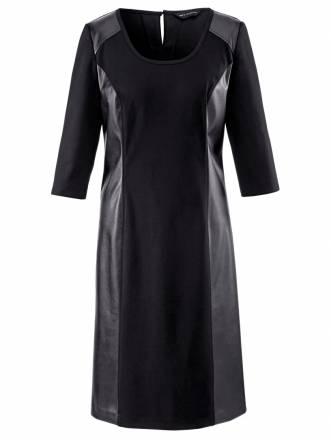 Kleid Sara Lindholm schwarz