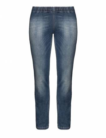 Jeggings mit heller Waschung