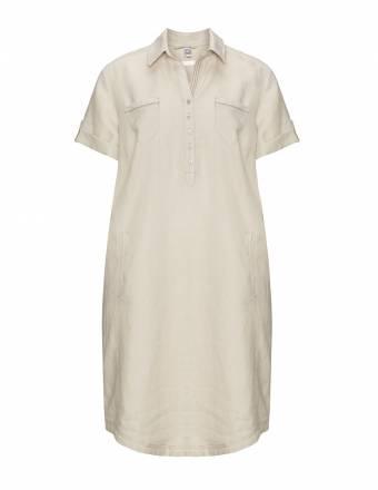 Sommerkleid aus Leinen