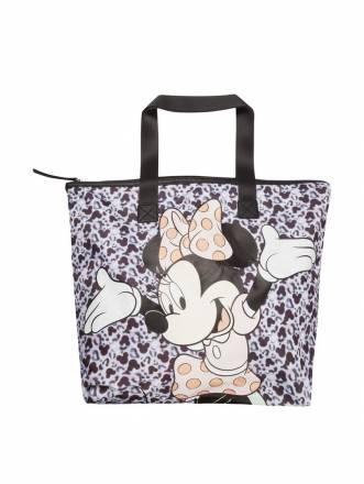 Shopper mit Minnie Mouse Motiv Codello hellgrau