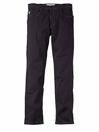 Jeans Powerstretch Pionier Schwarz