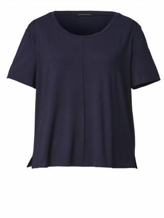Shirt Sara Lindholm Marineblau
