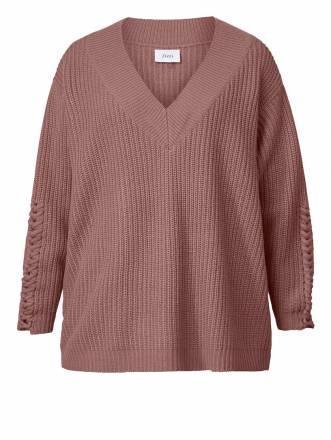 Pullover Zizzi Rosé