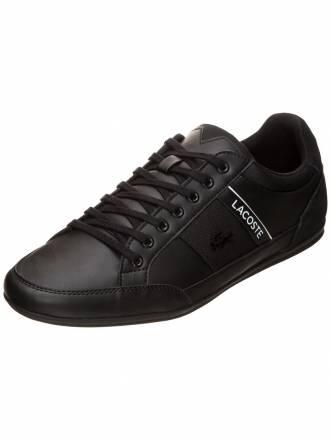 Chaymon Sneaker Herren LACOSTE black / white