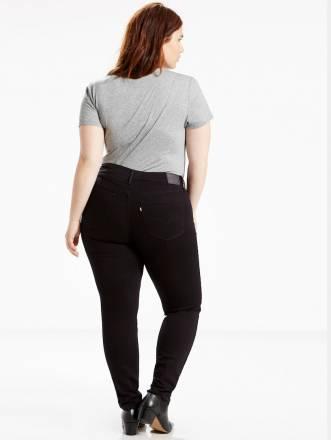 Slim Fit Jeans 311™ Levi's schwarz