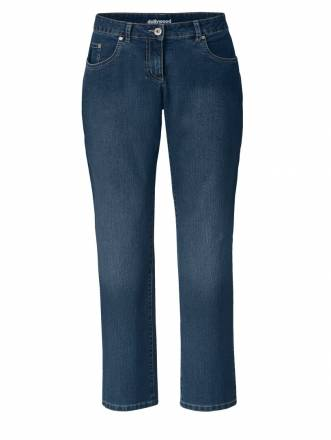 Straight Cut Jeans Paula Dollywood Hellblau