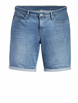 Jeans-Shorts Levi's blue denim