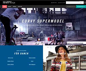 Happy-Size.de Online Shop