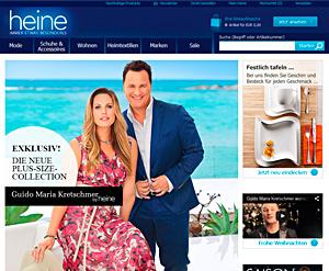 Heine.de Online Shop