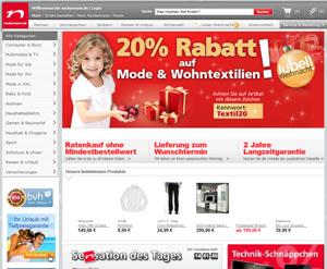 neckermann.de Online Shop