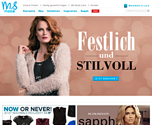 MSMODE.de Online Shop — XXL Mode