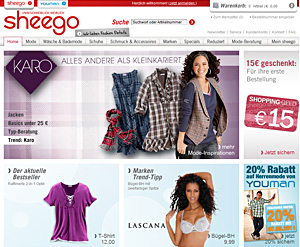 Sheego.de Online Shop