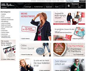 Ulla Popken.de Online Shop